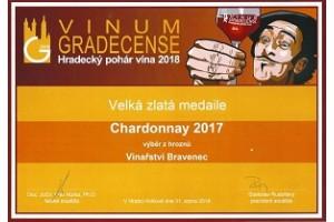 Vinum Gradecense - Hradecký pohár vína 2018