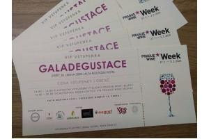 Galadegustace Prague Wine Trophy
