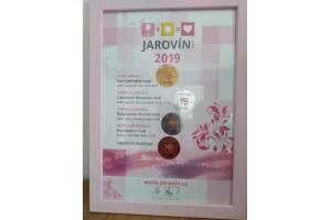 Jarovín rosé 2019
