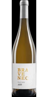 Pinot Gris 2020 - VZH, suché